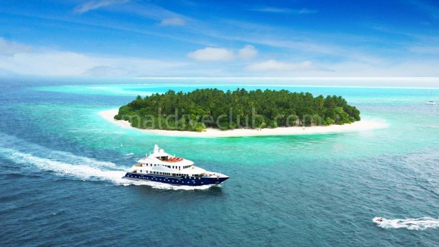 Maldiv Adaları Nerede?