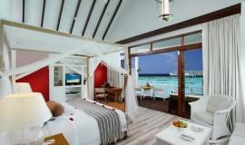 Luxury Sunset Su üzeri Villa
