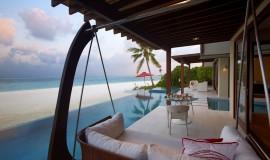 1 Odalı Kumsal Pavilion Havuzlu
