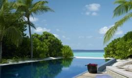 2 Odalı Kumsal Residence Havuzlu
