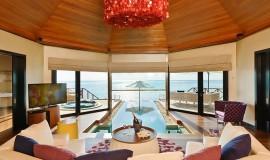 2 Odalı Okyanus Pavilion Havuzlu