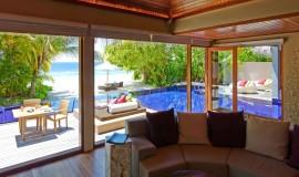 2 Odalı Kumsal Pavilion Havuzlu
