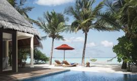 1 Odalı Kumsal Villa Suite Havuzlu