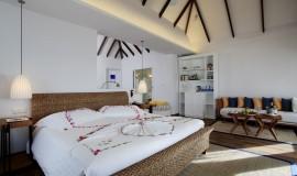 Luxury Havuzlu Kumsal Villa (1 odalı)