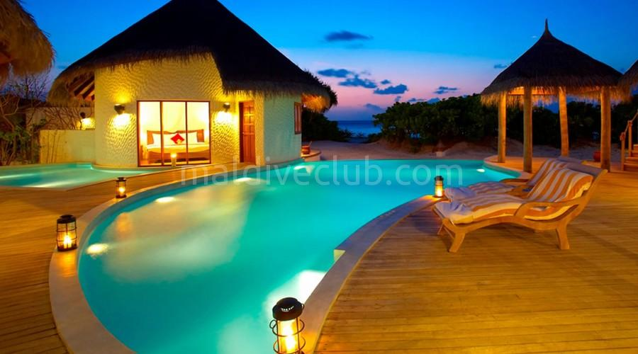 Island hideaway maldiveclub maldivler turu balay for Villas isza