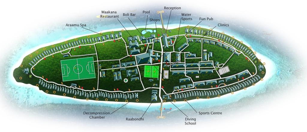 Tesis Haritası