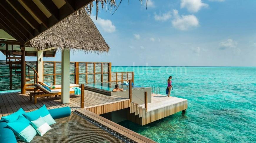 Pandemi Covid döneminde Maldivler