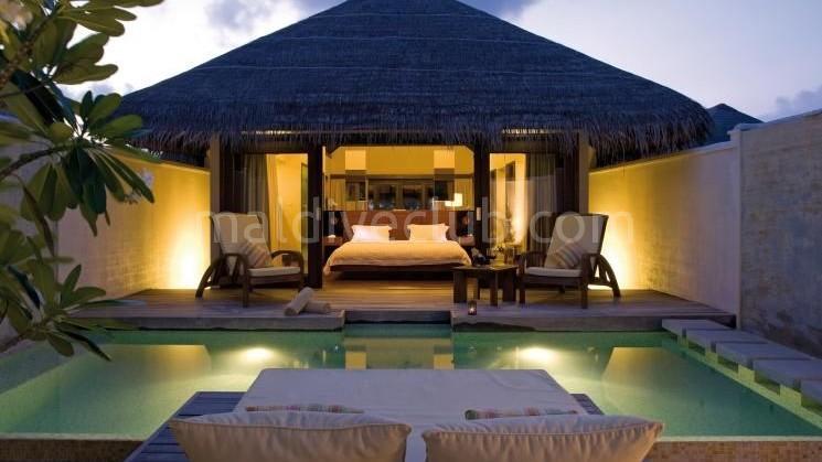 Maldiv Adalarında Mahremiyet
