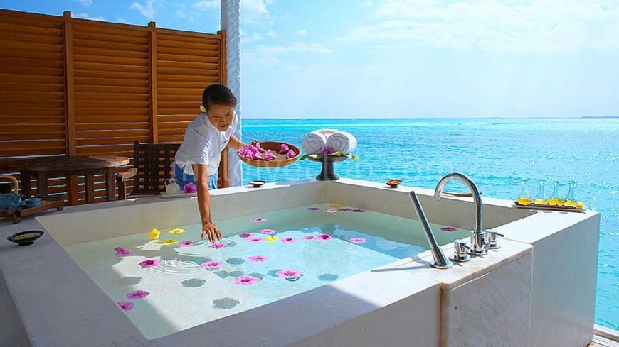 Maldiv Adaları Spa ve Sağlık