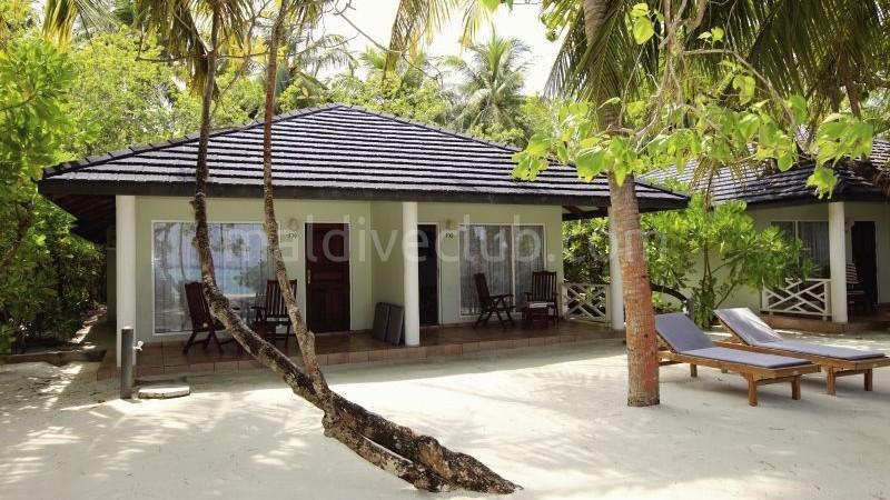 Maldivler'de Kumsal Villalar