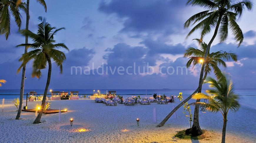 Maldivler Constance Otelleri'nde Balayı