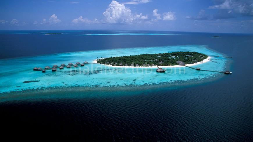 Herşey Dahil Maldivler Otelleri