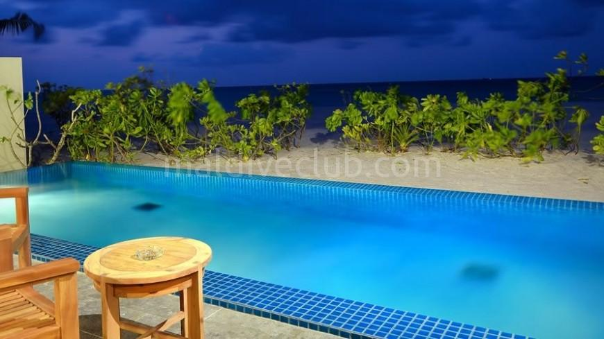 Maldivler'de Yılbaşı Tatili