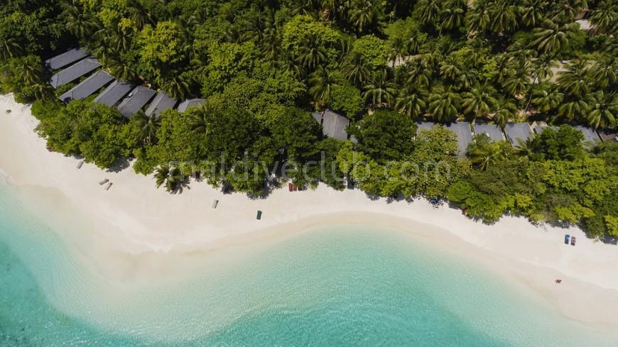 Maldivler'de BabyMoon
