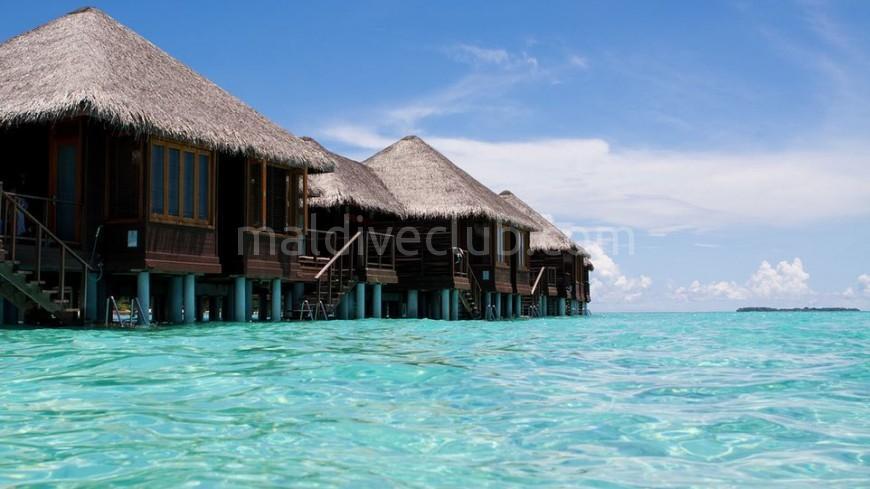 3 Adımda Maldivler Tatili