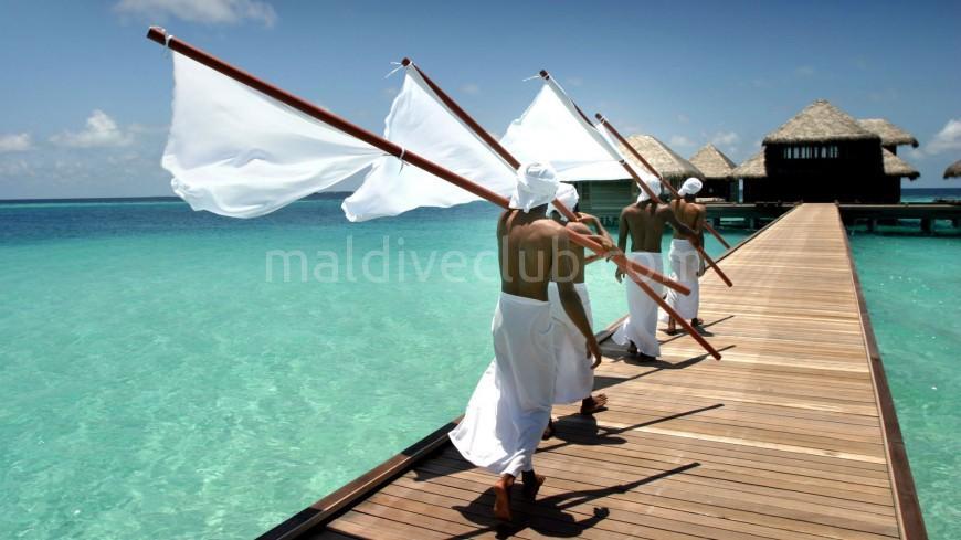 Maldivler'de Balayı Hediyeleri