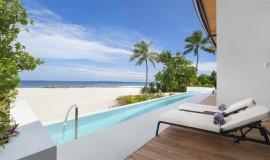 Kumsal Residence Havuzlu 2 Odalı