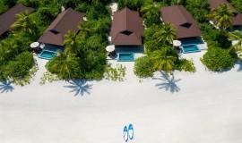 Okyanus Havuzlu Kumsal Villa