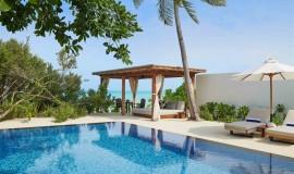 2 Odalı Kumsal Günbatımı Villa