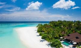 2 Odalı Havuzlu Lagun Kumsal Villa