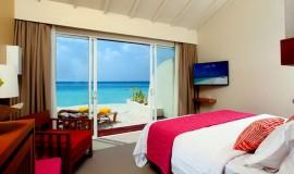 Okyanus önü Delüks Kumsal Villa