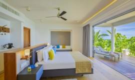 2 Odalı Dubleks Kumsal Villa