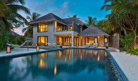 3 Odalı Kumsal Residence Havuzlu