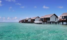 1 Odalı Su üzeri Villa