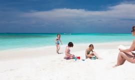 Aileler İçin Maldivler Otelleri