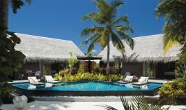 2 Odalı Kumsal Villa Havuzlu