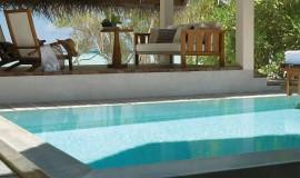Havuzlu Aile Kumsal Villa