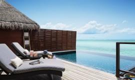 1 Odalı Okyanus Suite Havuzlu