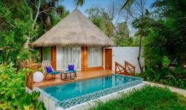 Havuzlu Kumsal Villa