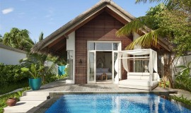 Deluxe Kumsal Gündoğumu Villa