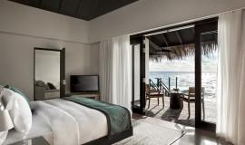 2 Odalı Lagun Su üzeri Villa Havuzlu