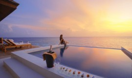 Günbatımı Su üzeri Suite