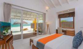 2 Odalı Aile Kumsal Villa