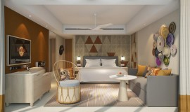 Silver Aile Kumsal Suite - 2 Odalı Dubleks