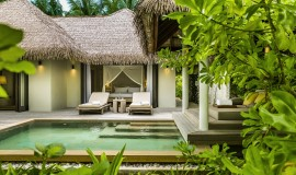 Maalifushi Kumsal Villa 2 Odalı