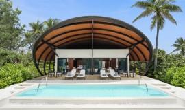 Kumsal Suite Havuzlu 2 Odalı