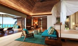 2 Odalı Havuzlu Villa