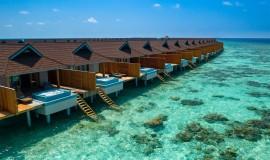 Okyanus Havuzlu Su üzeri Villa