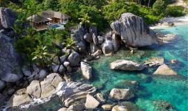 Okyanus Önü Havuzlu Villa