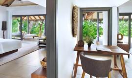 2 Odalı Kumsal Villa