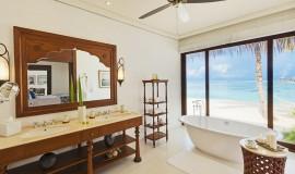 1 Odalı Kumsal Villa