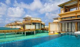 Günbatımı In Ocean Havuzlu Villa